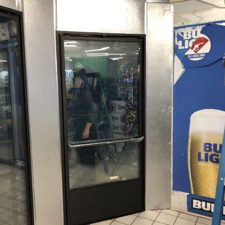 Beer Cave Door